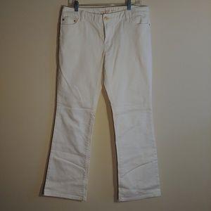 Michael Kors white jean